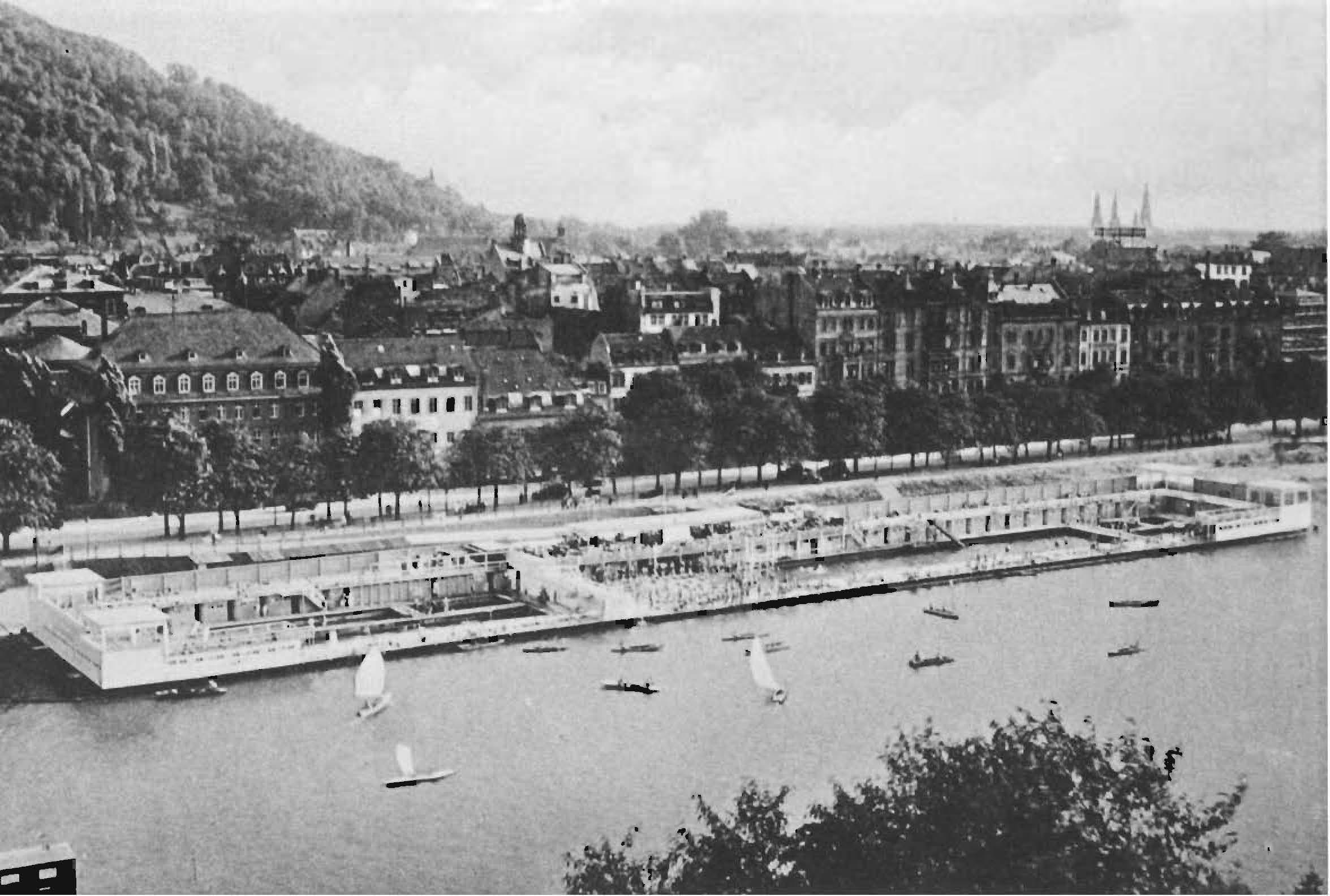 Die Heidelbergseite
